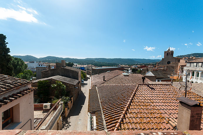 Nice town house in the historic center of Calonge