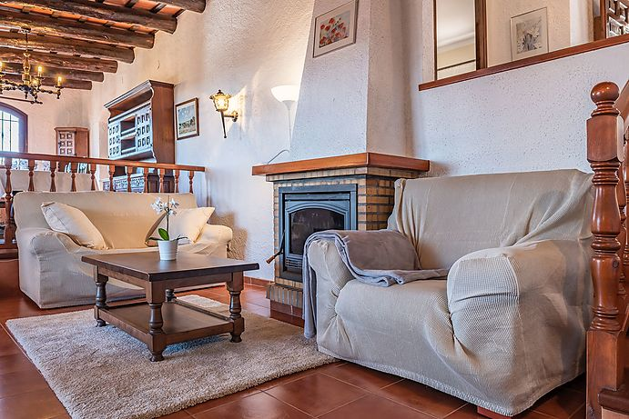 Spectacular house rustic style for sale in Calonge.