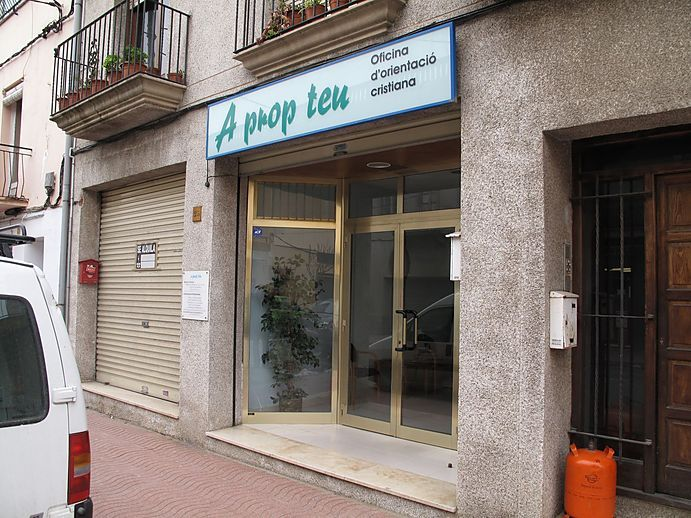 Bon local a Sant Joan de Palamos