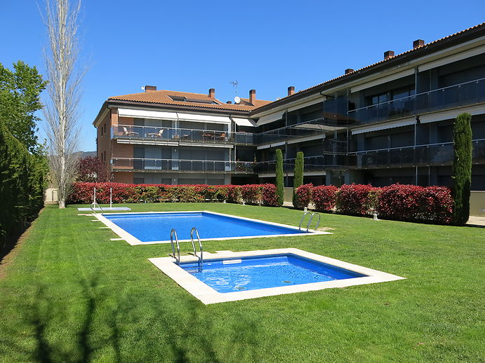 Nice flat for season rentals in Sant Antoni de Calonge.