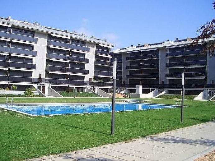 Apartment mit Pool in Sant Antonio de Calonge