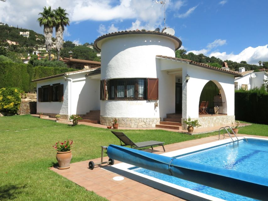 Beautiful House With Pool For In Calonge