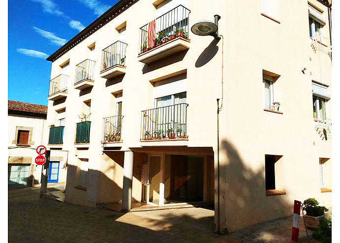 Fantastic 3 bedroom apartment in the historic center of Calonge.