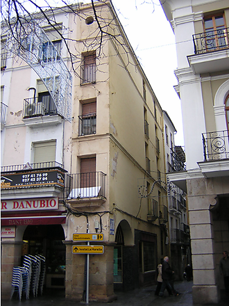 The world's narrowest houses