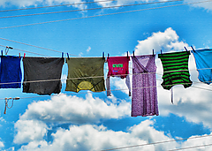 Improve your laundry, follow these tips for your home and get cleaner clothes for longer.