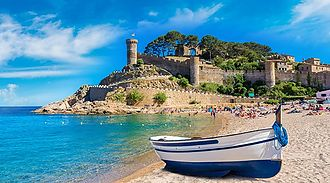 The profitability of investing in a house on the Costa Brava.