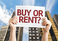 2019: Buy or rent, that's the real estate market