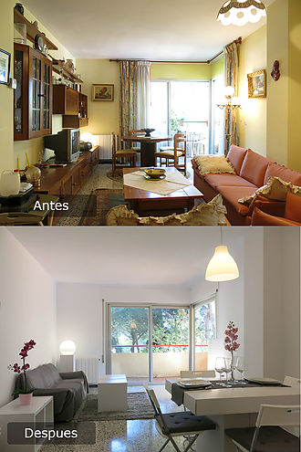The Home Staging, the difference